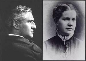 Horatio and Anna Spafford