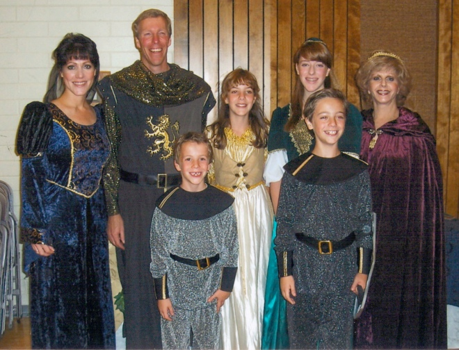 Knights and Ladies - 2005